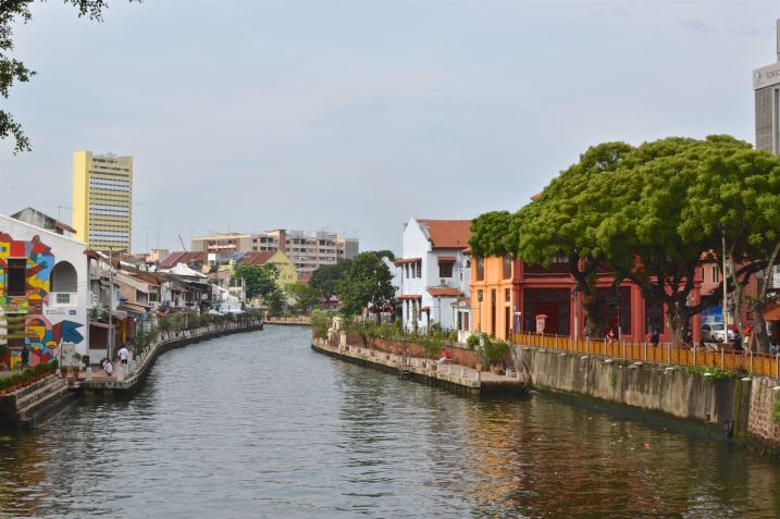 Riviere Malacca Malaisie blog voyage 2016 2