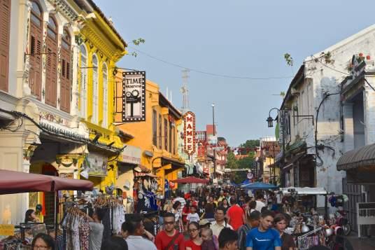 Jonker Street Malacca Malaisie blog voyage 2016 8