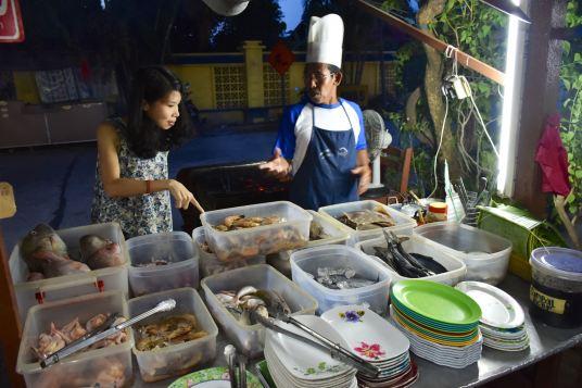 Barbecue Tekek Palau Tioman Malaisie blog voyage 2016 33