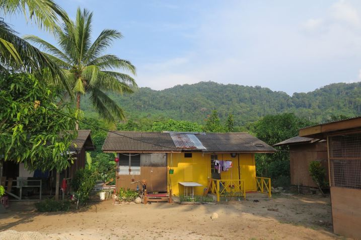 Tekek Palau Tioman Malaisie blog voyage 2016 9
