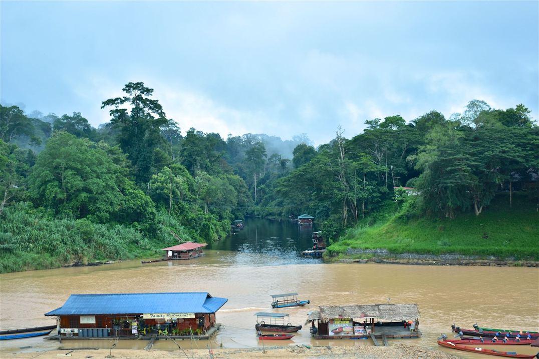 Confluent Trek Taman Negara Malaisie blog voyage 2016 3