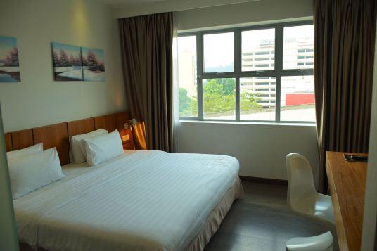 Chambre Ipoh Bilan Malaisie blog voyage 2016 2