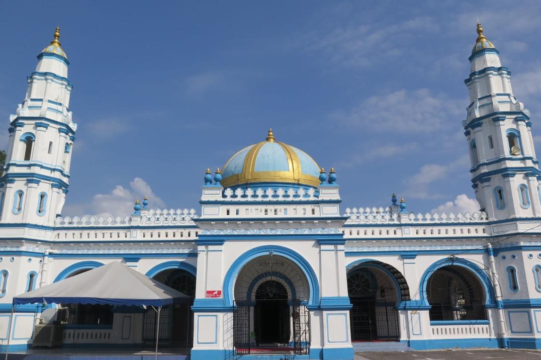 Mosquée Panglima Kanta Ipoh Kuala Kangsar Malaisie blog voyage 2016 10