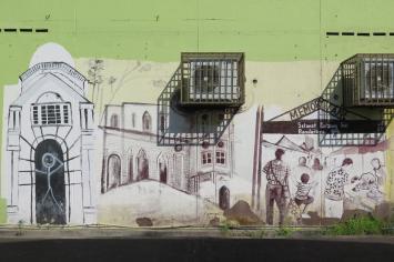 Street Art Ipoh Kuala Kangsar Malaisie blog voyage 2016 13