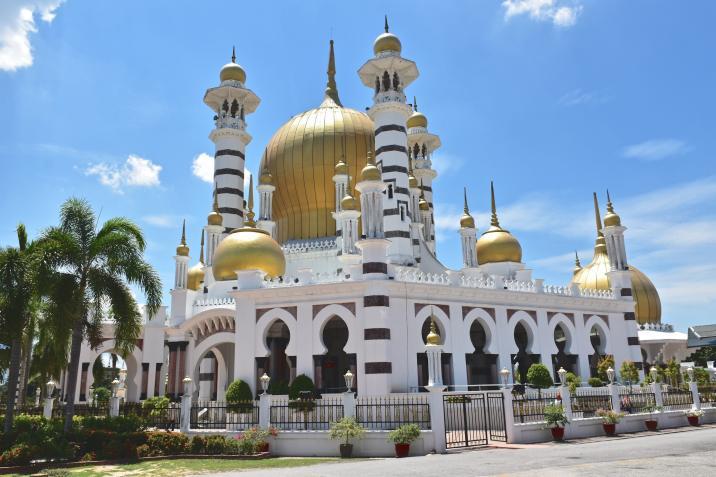 Mosquée Ubudiah Ipoh Kuala Kangsar Malaisie blog voyage 2016 22