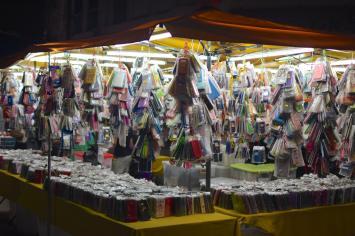Marché Ipoh Kuala Kangsar Malaisie blog voyage 2016 3