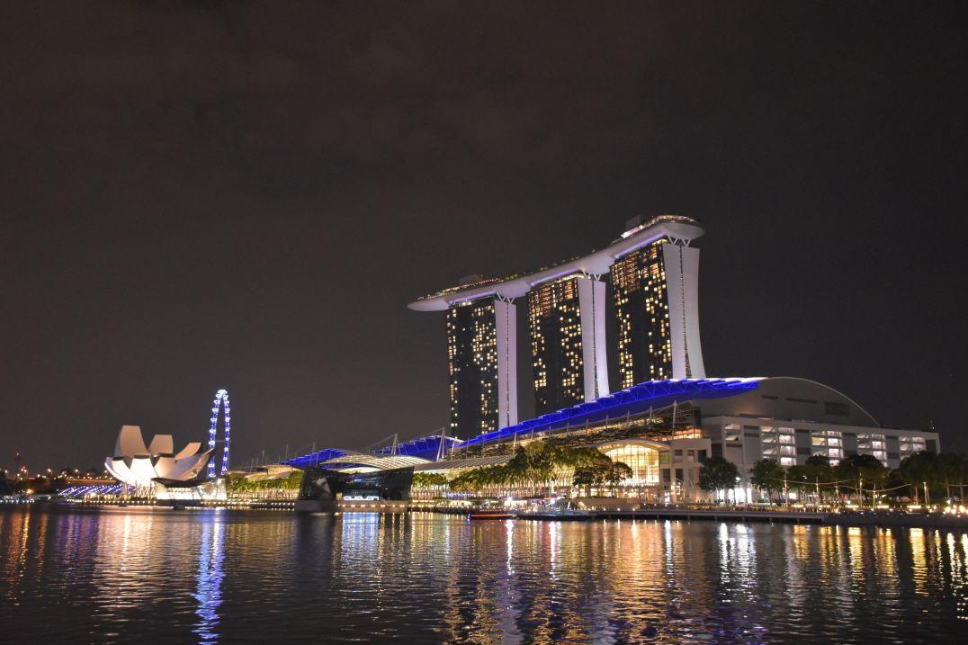 Marina Bay Singapour blog voyage 2016 11