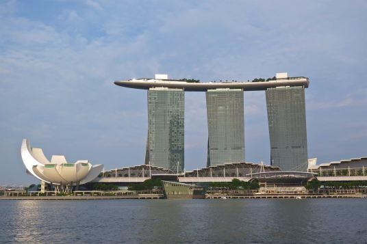 Marina Bay Sands Singapour blog voyage 2016 3