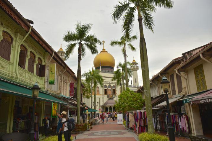Mosquée Sultan Arab St Singapour blog voyage 2016 30