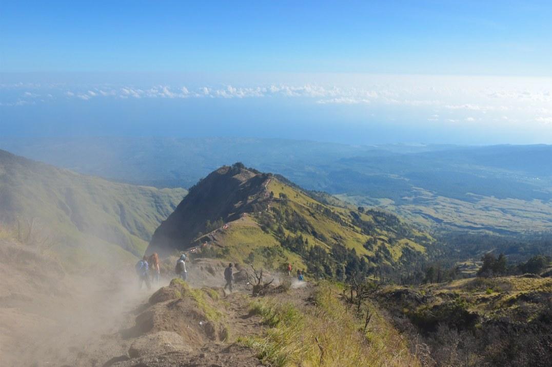 Descente sommet trek-rinjani-lombok-indonesie-blog-voyage-2016-25