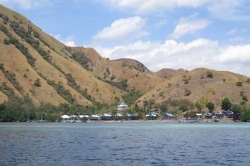 Village Bajo, où toutes les maisons sont sur pilotis