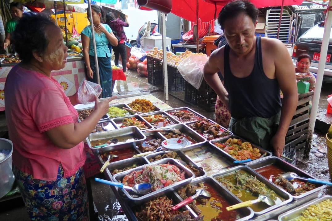 Resto de rue Yangon-Myanmar-Birmanie-blog-voyage-2016 66