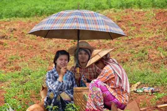 Pause à l'ombre Trek-Kalaw-Inle-Myanmar-blog-voyage-2016 38