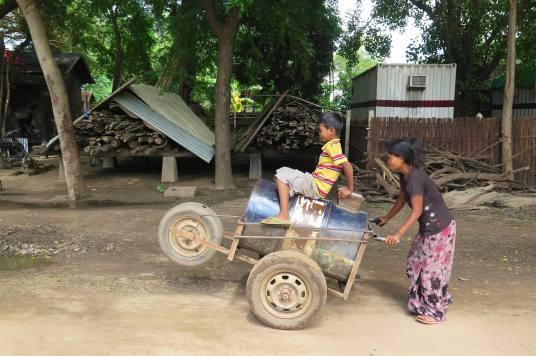 Brouette Decouverte-Bagan-Myanmar-Birmanie-blog-voyage-2016 14