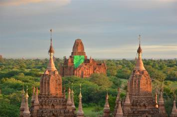 Pagode Dhammayazika Decouverte-Bagan-Myanmar-Birmanie-blog-voyage-2016 37