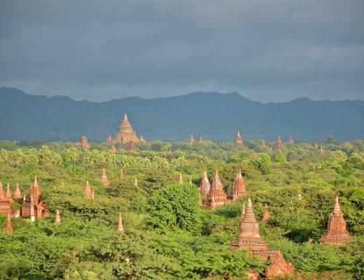 Pagode Dhammayazika Decouverte-Bagan-Myanmar-Birmanie-blog-voyage-2016 40
