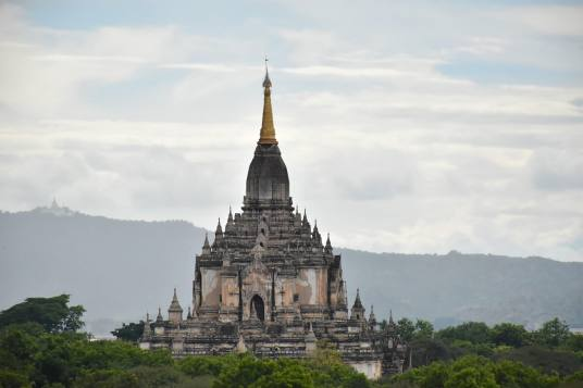 Temple Thatbyinnyu Decouverte-Bagan-Myanmar-Birmanie-blog-voyage-2016 51