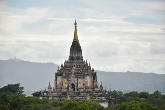 Temple Thatbyinnyu Decouverte-Bagan-Myanmar-Birmanie-blog-voyage-2016 51