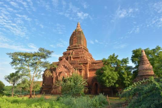 Temple Nord New Bagan Decouverte-Bagan-Myanmar-Birmanie-blog-voyage-2016 65