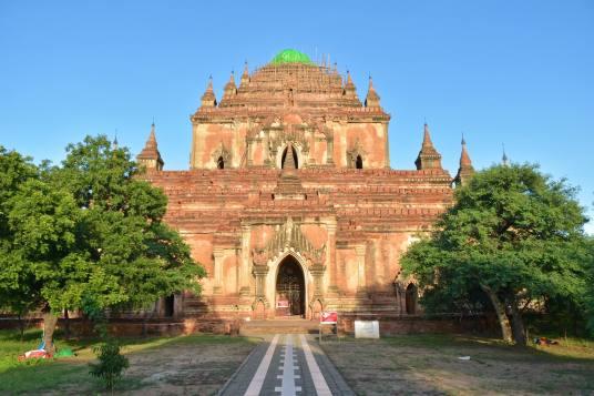 Temple Sulamani Decouverte-Bagan-Myanmar-Birmanie-blog-voyage-2016 76