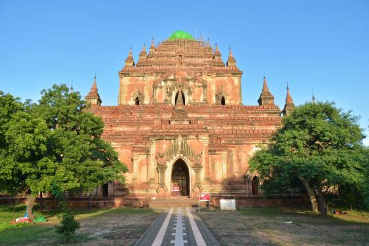 Temple Sulamani Decouverte-Bagan-Myanmar-Birmanie-blog-voyage-2016 76