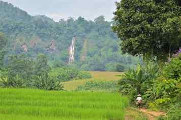 Cascade Nam Tuk Hsipaw Myanmar blog voyage 2016 33