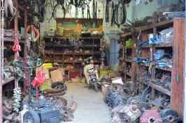 Garage Hsipaw Myanmar blog voyage 2016 45