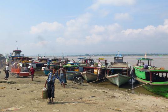 Berge Irrawaddy Mandalay-Sagaing-Mingun-Myanmar-Birmanie-blog-voyage-2016 1