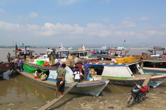 Berge Irrawaddy Mandalay-Sagaing-Mingun-Myanmar-Birmanie-blog-voyage-2016 2