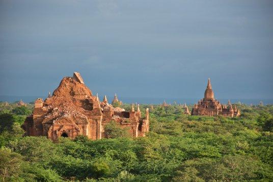 Tremblement de terre temple Bagan Bilan-Myanmar-Birmanie-blog-voyage-2016 23