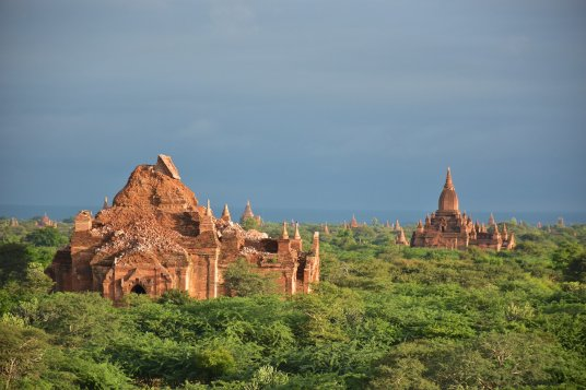Tremblement de terre temple Bagan Bilan-Myanmar-Birmanie-blog-voyage-2016 23