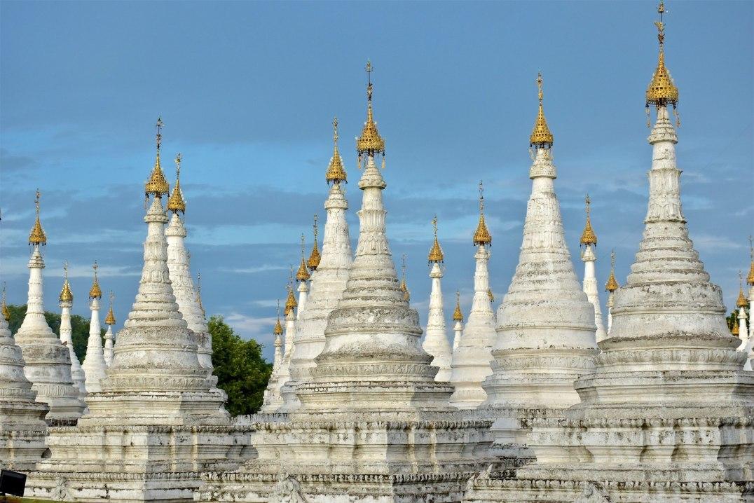 Stupa pagode Sandamuni Mandalay Bilan-Myanmar-Birmanie-blog-voyage-2016 34
