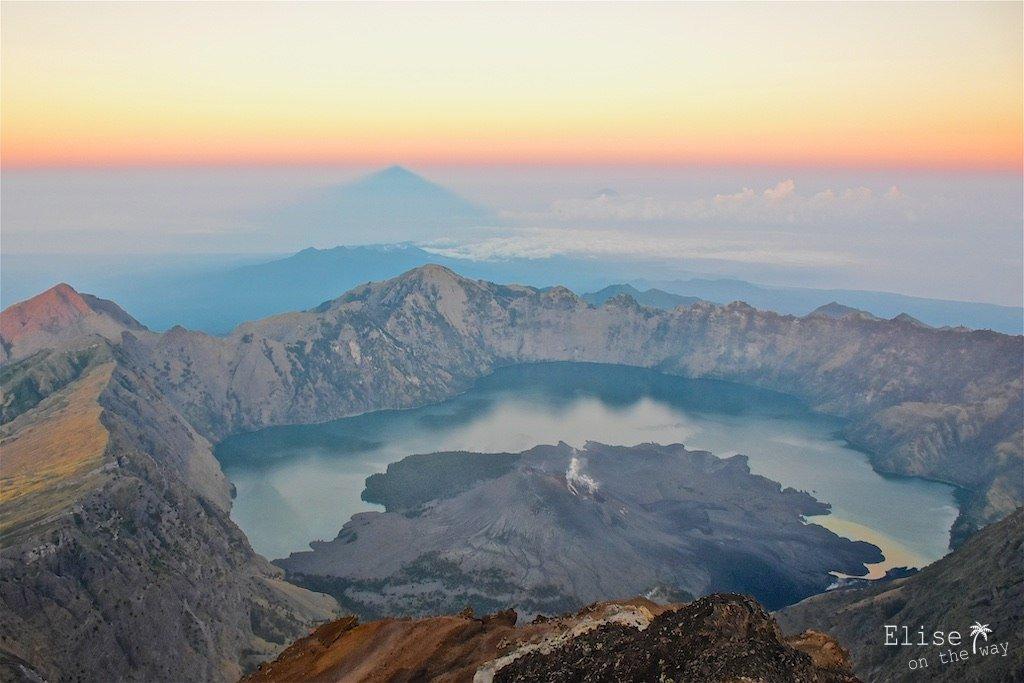 Rinjani sommet Lombok Bilan voyage Asie coups de coeur 13