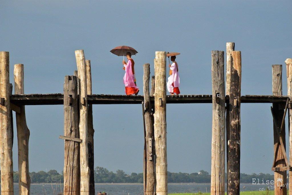 Pont U bein Mandalay Bilan voyage Asie coups de coeur 19