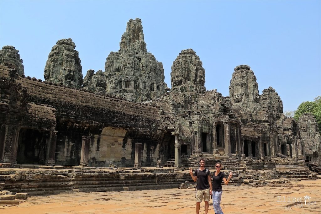 Angkor Bayon Bilan voyage Asie coups de coeur 20