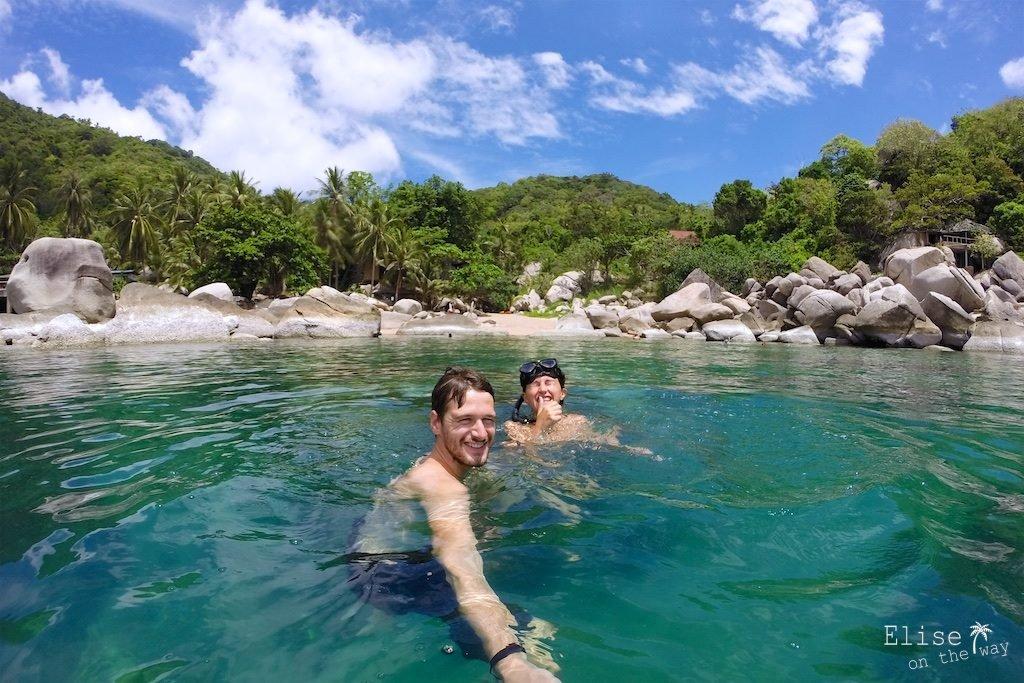 Koh Tao Bilan voyage Asie coups de coeur 21