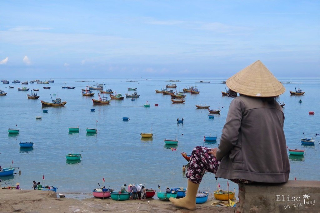 Port Mui ne Bilan voyage Asie coups de coeur 7