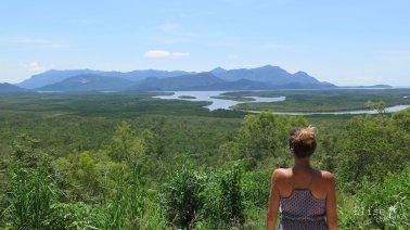 Perdus au milieu de la campagne du Nord-Est australien