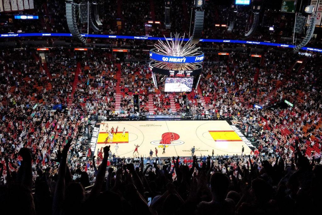 Miami Heat Un an Floride blog voyage 2019 20