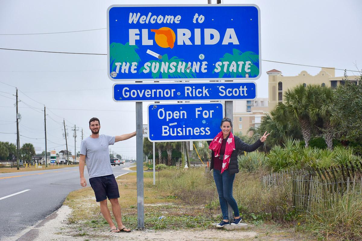 Florida border frontiere road trip nord Floride blog voyage USA Floride 2019-26
