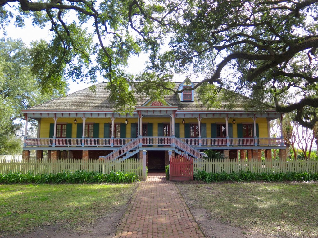 Une journée le long du Mississippi - Laura Plantation Elise on the way blog voyage US Louisiana-4