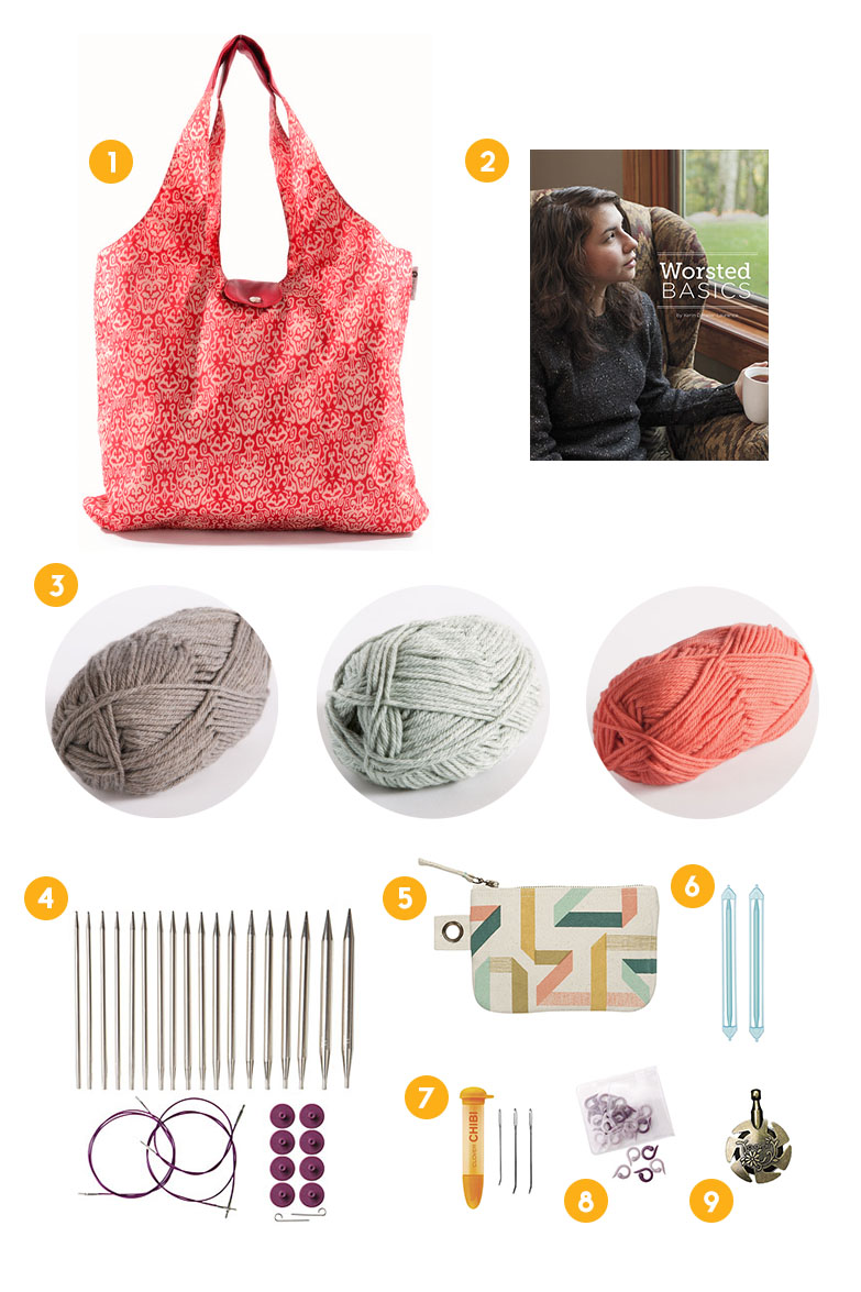 Holiday Gift Guide 2015 | Newbie Knitter Gifts - Inspiration