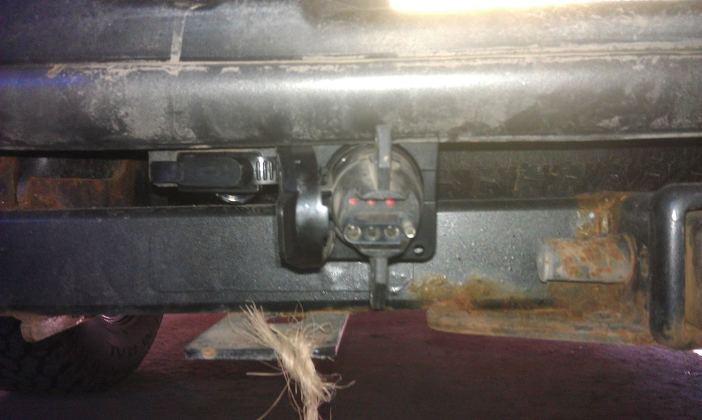 medium resolution of 2007 f150 quick trailer wiring install f150online forums mix ford f 150 trailer wiring 13