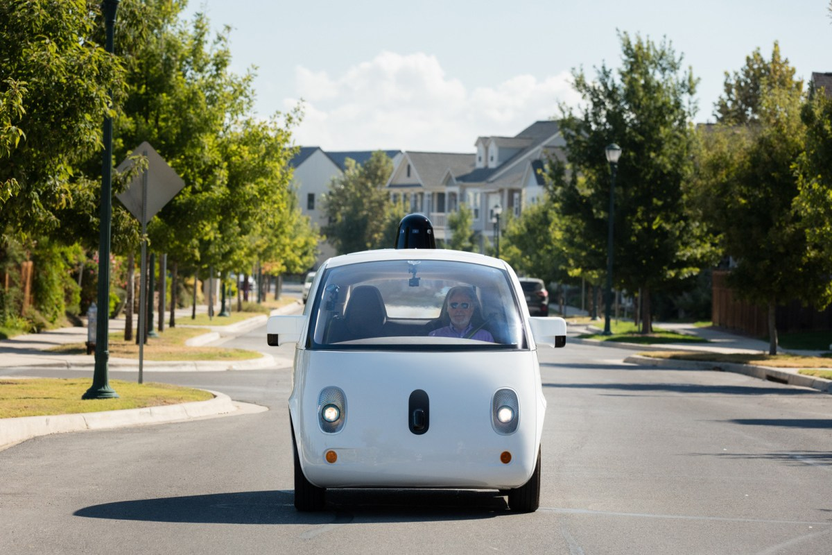 The Self Driving Cars of the Future