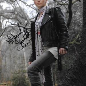 Hannah Spearritt Signed 10x8