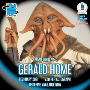 Gerald Home Private Signing