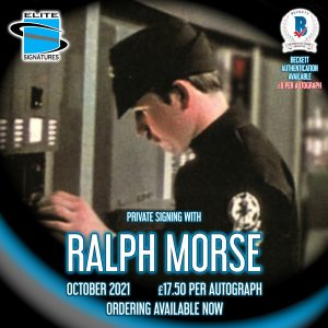 Ralph Morse Private Signing