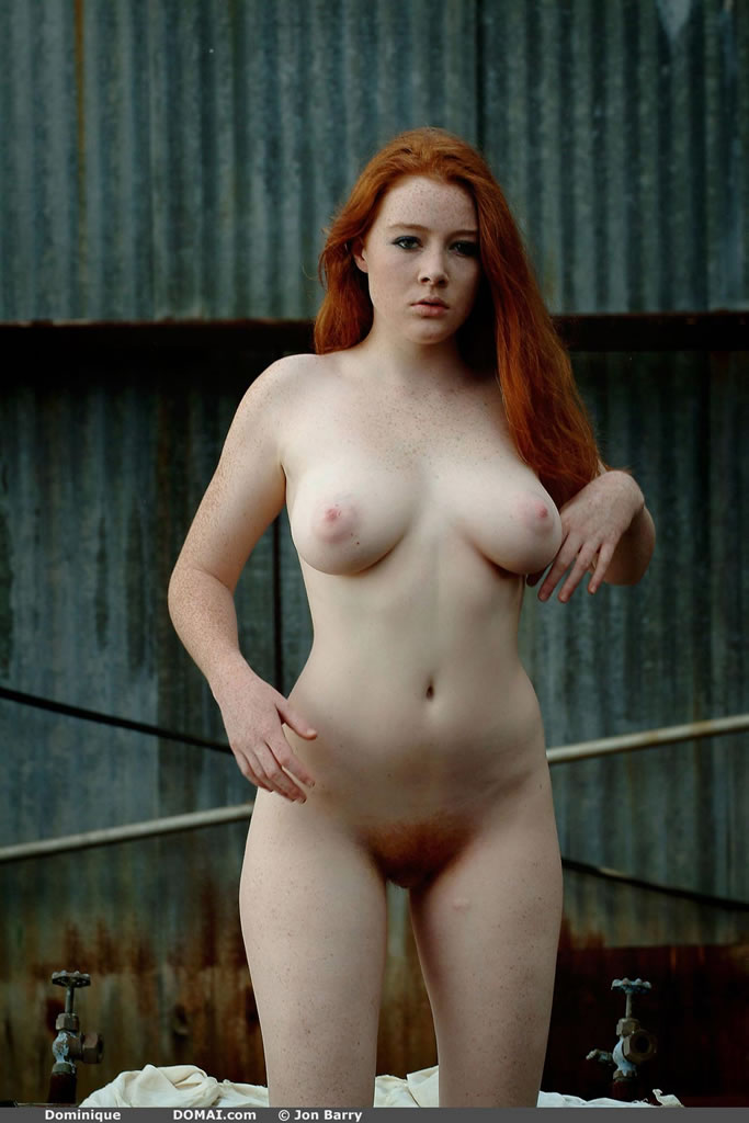 famous sexy redheads nude