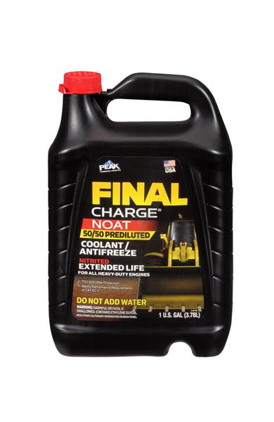 Peak HD Final Charge 5050