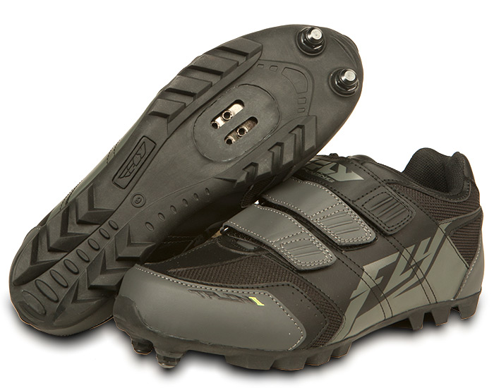 Fly Racing Talon II Shoes Youth 13 Black